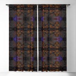 Grodie Skulls Blackout Curtain