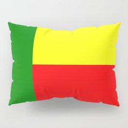 Flag of Benin Pillow Sham