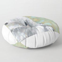 Flopsy the Bunny Floor Pillow