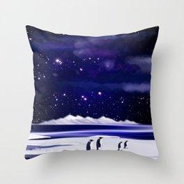 Southern Hemisphere. Throw Pillow