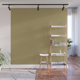 Solid Color CAMEL Wall Mural