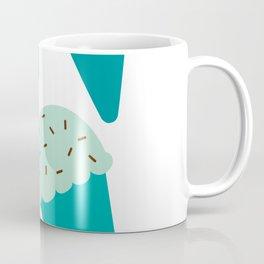 mint ice cream Coffee Mug