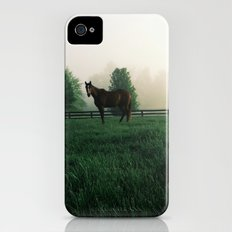Horse of the Morning Fog iPhone (4, 4s) Slim Case