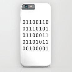 fuck! iPhone 6 Slim Case