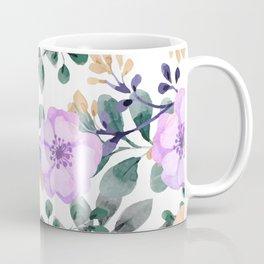 FLOWERS WATERCOLOR 21 Coffee Mug