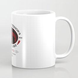 Jordan Peterson Lobster Shack Coffee Mug