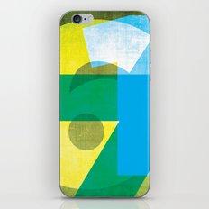 617 iPhone & iPod Skin