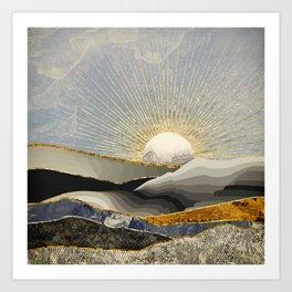 Morning Sun Kunstdrucke