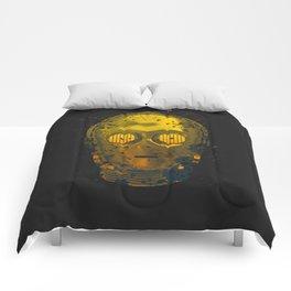 C3PO Splash Comforters