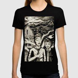 Shadow Over Innsmouth T-shirt