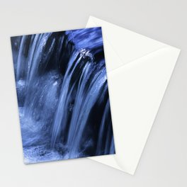 Jackson Creek Bubbles Over Rocks And Roots Stationery Cards
