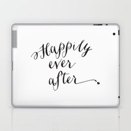 {Happily ever after} Laptop & iPad Skin