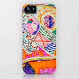 Pop Up Art iPhone Case