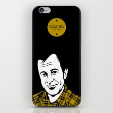 Farewell, Tony. iPhone & iPod Skin