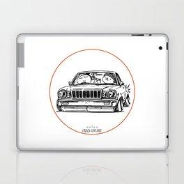 Crazy Car Art 0021 Laptop & iPad Skin