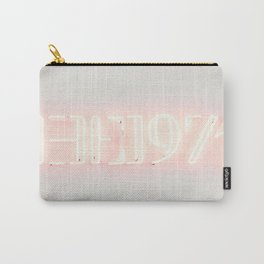 The1975 - Pink Carry-All Pouch