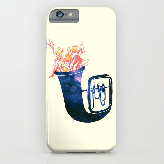 Natural Trumpet iPhone & iPod Case