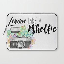 Lemme Take a #Shelfie Laptop Sleeve