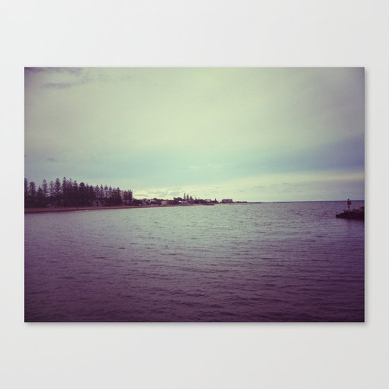 Seasides Canvas Print