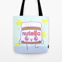 Nutella Tote Bag