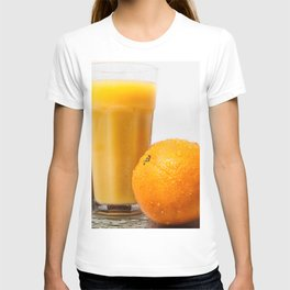 When life gives you oranges T-shirt