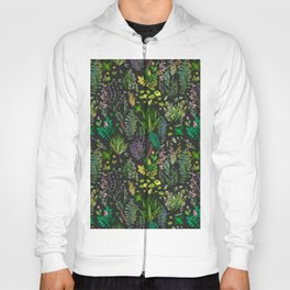 Aromatic Garden for Health and Well Being Hoody