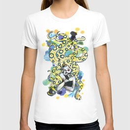 Cold Blooded - Blue Ringed Octopus T-shirt