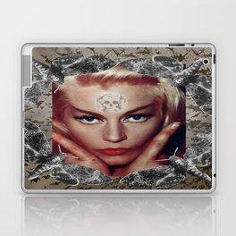 Spooky Witch - Femme Fatale - Anita Ekberg Laptop & iPad Skin