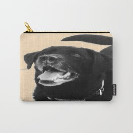 Labrador Happy Carry-All Pouch