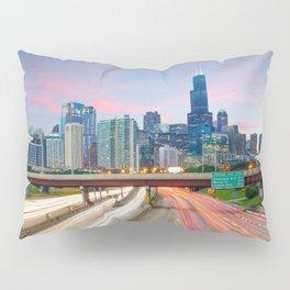 Chicago 02 - USA Pillow Sham