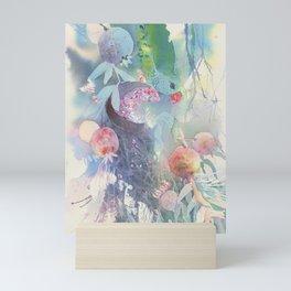 Pinching Pomegranates Mini Art Print