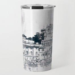 Rome Cityscape Travel Mug