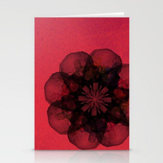 Lilium 'Cameo' Stationery Cards