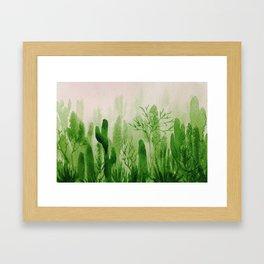 Memory Landscape 2 Framed Art Print