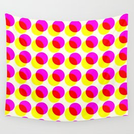dots pop pattern 2 Wall Tapestry