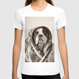 Obi Wan (Buck the world's most lovable boxer dog) T-shirt