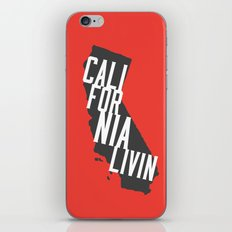 California Livin' by Reformation Designs iPhone & iPod Skin