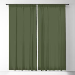 Chive Blackout Curtain