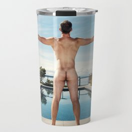 Freedom In Summer Travel Mug