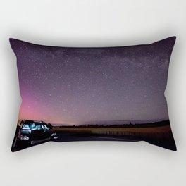 Nocturnal Subaru Rectangular Pillow