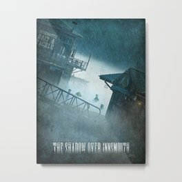 The Shadow Over Innsmouth Metal Print