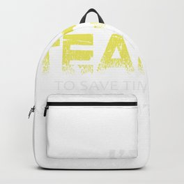 I Am A Teacher Sarcastic Quote  Backpack