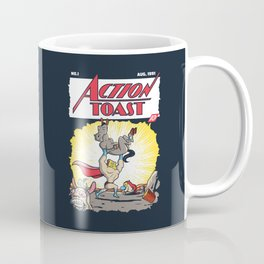 Action Toast Coffee Mug