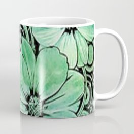 paint the fleur Coffee Mug