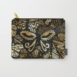 Swarm of the Butterflies Carry-All Pouch