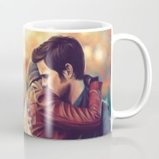 You put your arms around me Mug