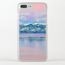 _SAUVE TOI Clear iPhone Case