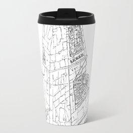The Tower of Selfish.(Line) Travel Mug