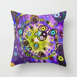 That Thing She Does With Her Eyes Throw Pillow
