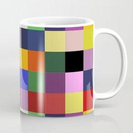 Patchwork Bookworm Coffee Mug